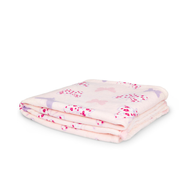 벨라 버터플라이 담요  BELLA BUTTERFLY FLEECE BLANKET