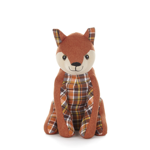 여우 도어스탑 FABRIC FOX DOORSTOP