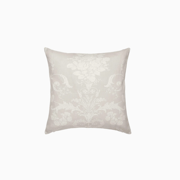 조세티 도브그레이 쿠션 JOSETTE PRINTED DOVE GREY CUSHION