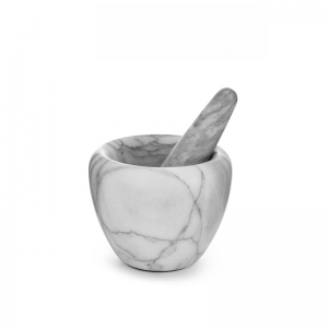마블 돌절구세트  MARBLE PESTLE AND MORTAR