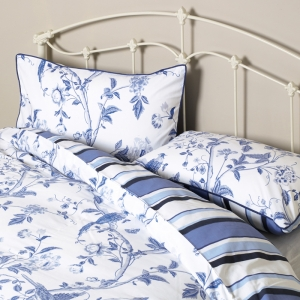 섬머팰리스 로얄블루 베개커버(HW)SUMMER PALACE HOUSEWIFE PILLOWCASE ROYAL BLUE