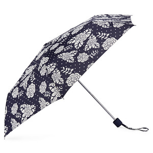 미야로즈 우산 Miya Rose Floral Spot Umbrella
