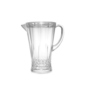 아크릴 저그  FACETED ACRYLIC JUG