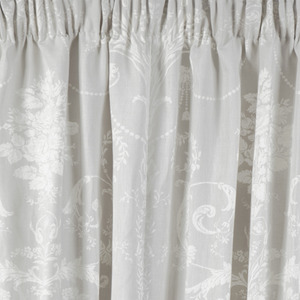조세티 도브그레이 RMC 커튼 223x229  READY MADE CURTAINS JOSETTE DOVE GREY 223X229