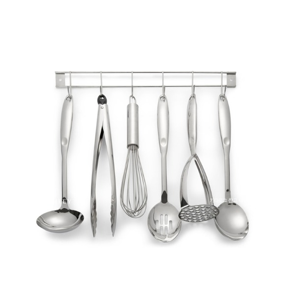 스테인리스 주방도구 세트  STAINLESS STEEL UTNESILS RACK UTENSILS