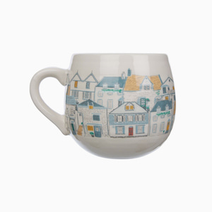 하버하우스 배럴 머그 (4P)  HARBOUR HOUSES BARREL MUG (4P)