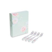 알버틴 포크세트 ALBERTINE SET OF CAKE FORKS