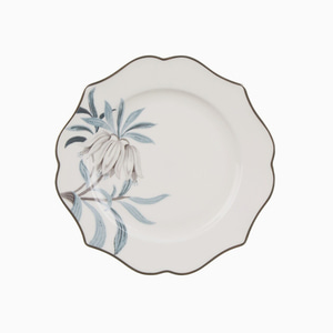 파르테르 스캘럽 접시세트  PARTERRE SCALLOPED SET OF 4 CAKE PLATES