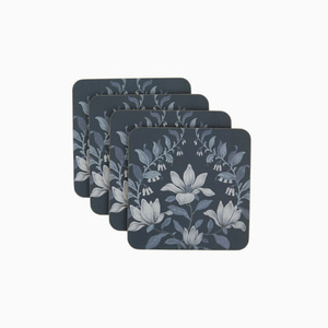 파르테르 컵받침세트  PARTERRE CORKBACK COASTERS SET OF 4